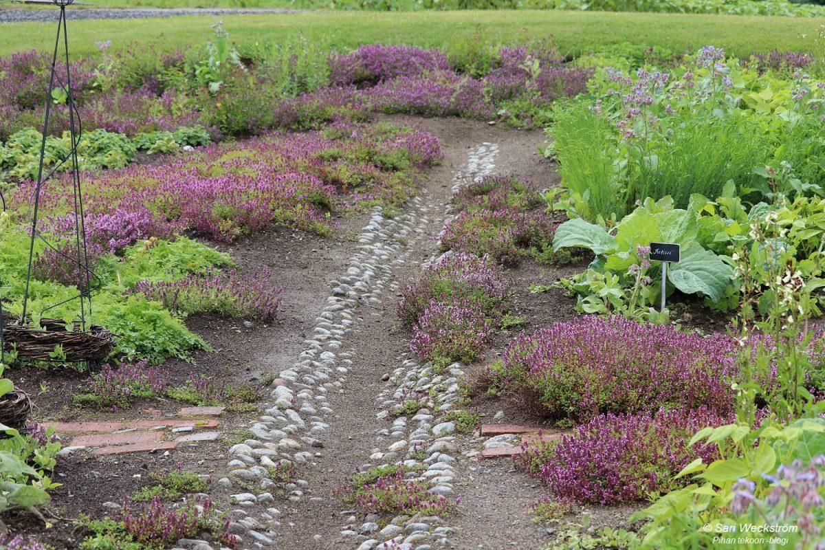 Hurmaavia puutarhakohteita Mikkelissä