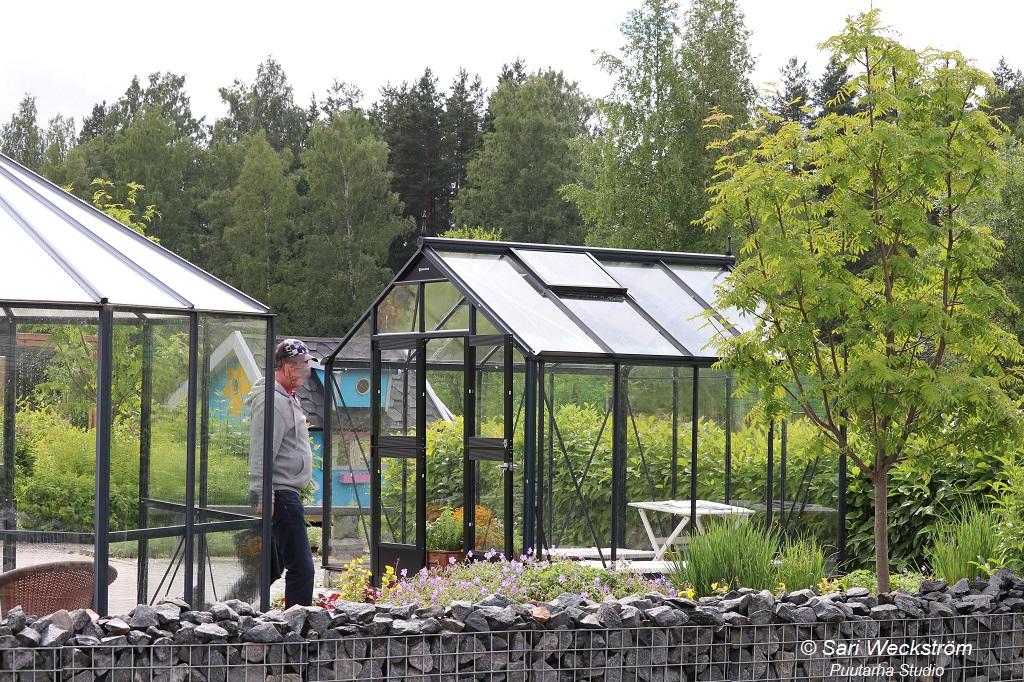 Tarvitseeko kasvihuone rakennusluvan?