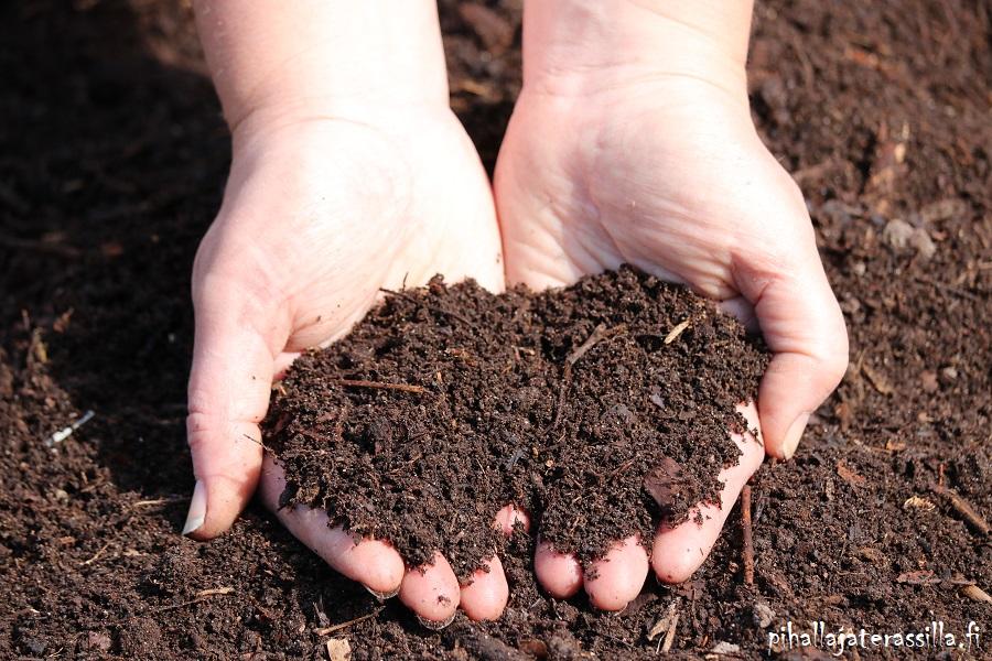 Elävä maaperä